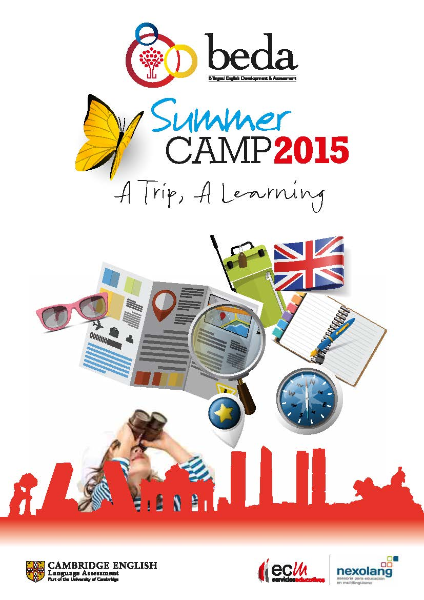 Folleto Summer Camp 2015 1